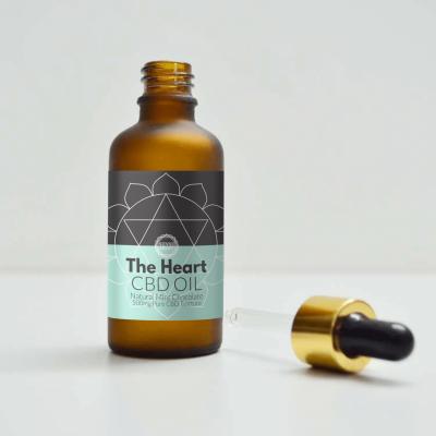 500mg SENSE Hemp Mint Chocolate - The Heart - The Chakra Awakening